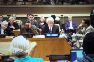 Vincentian Family UN panel discusses strategy to end poverty