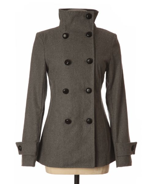 bootlegger.com : triple five soul double breasted wool coat