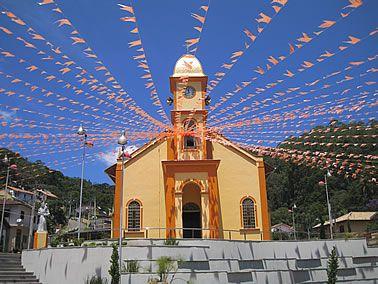 Centro de Santo Antonio do Pinhal.