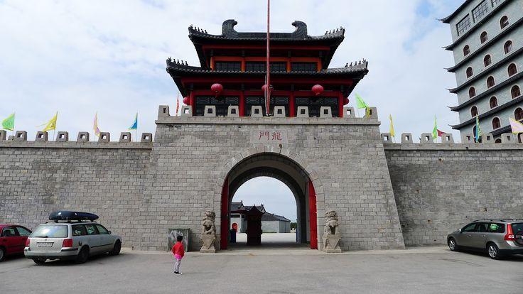 Gävle | Det blev ett kort stopp i en annan del av Kina, Dragon Gate , på väg ...