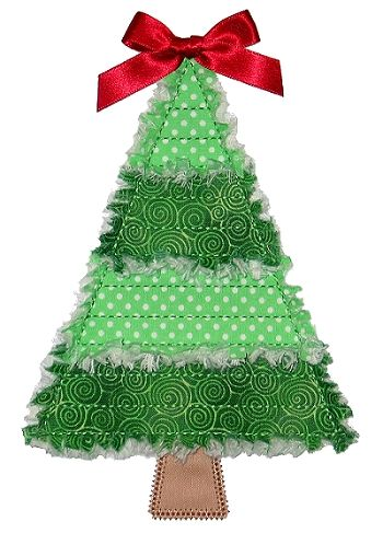 hmm ... looking for pieced applique designs for various holidays to sew onto hand towels ... here's one!