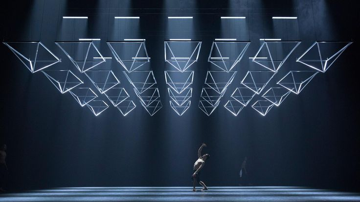 How the human genome inspired this Ben Cullen Williams atmospheric set - News - Frameweb