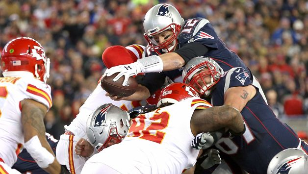 Patriots Live Blog: Pats Beat Chiefs 27-20, Advance To AFC Championship Game