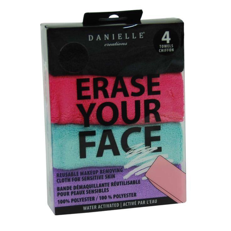 Erase Your Face Makeup Removing Cloth...
