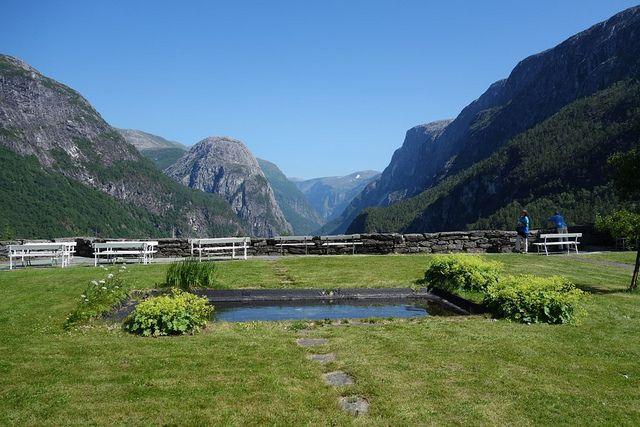 View from Stalheim   Flickr - Photo Sharing!