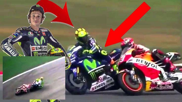 Valentino Rossi Dichiarazione su Incidente con Marc Marquez Malesia