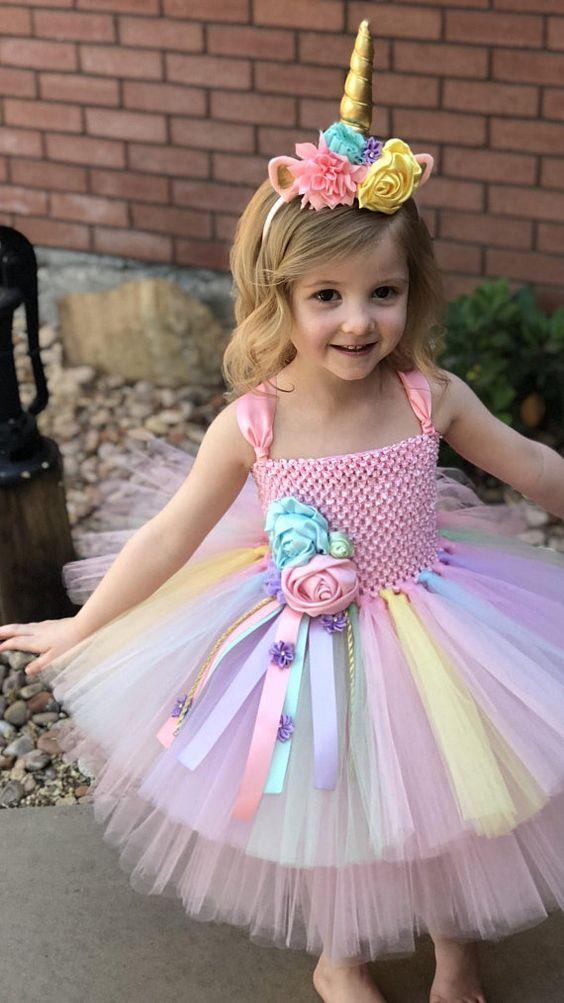 Ideas De Fantasia De Carnaval Con Falda Tutu Fantasias Infantis Carnaval Fantasias Para Meninas Fantasia De Unicornio Para Criancas