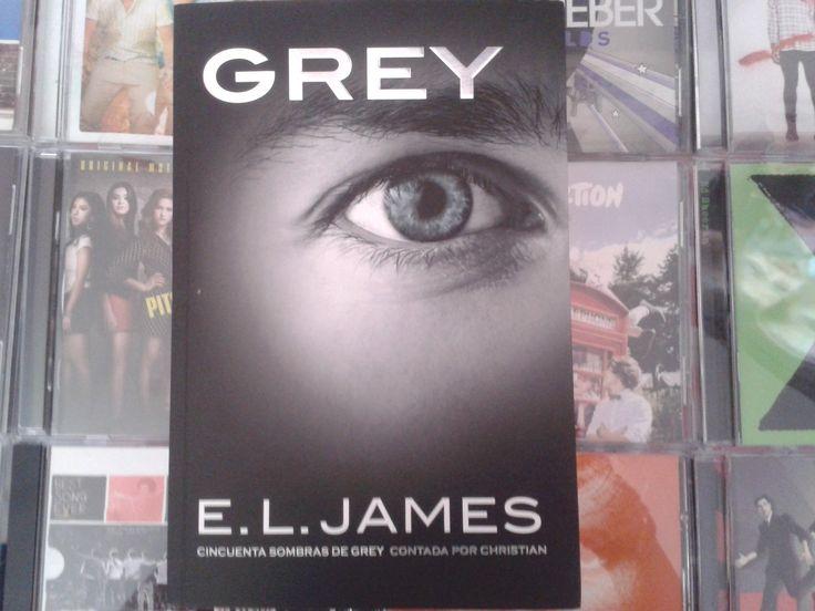 """""""Grey"""" escrito por E.L. James:"""