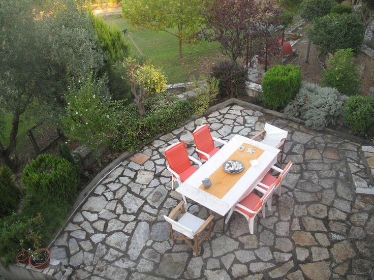 Check out this awesome listing on Airbnb: Μοντέρνα βίλα 220.τ.μ in Halkidiki