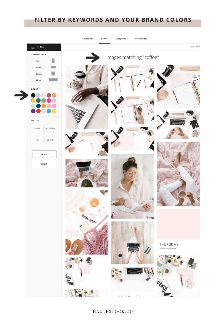 Fünf einfache Schritte zum Finden der richtigen Fotos für Ihre Marke