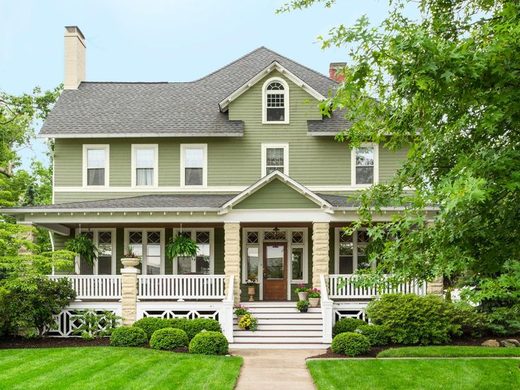 Curb Appeal Ideas From Homes Around The U S Hgtv Magazineexterior