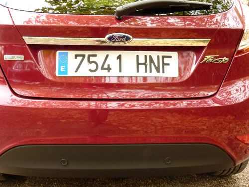 Ford Fiesta 1.6 TDCi Titanium: Divertido | QuintaMarcha.com