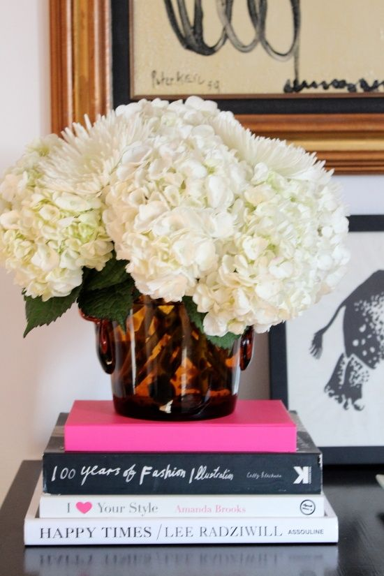 styling with flowers #decor