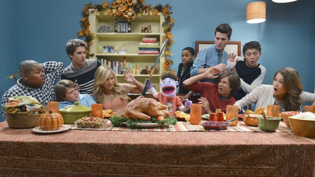 Disney XD Announces 'Pranksgiving' Monthlong Programming Event