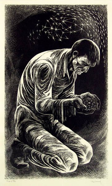 Lynd Ward, cup of stars