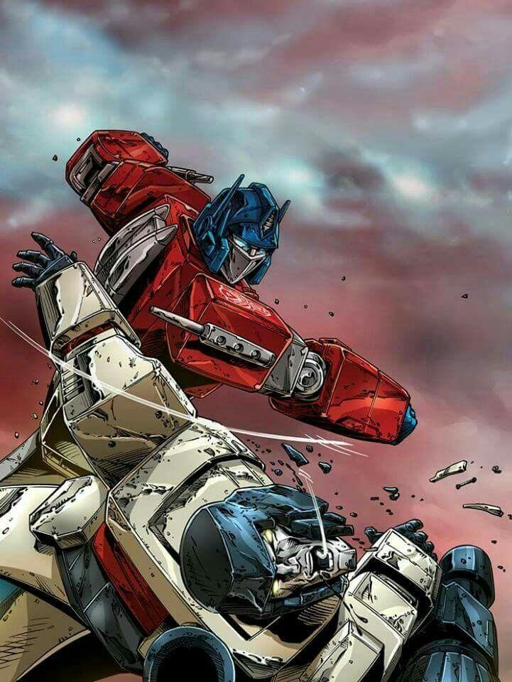 2163 best transformers g1 images on pinterest - Transformers cartoon optimus prime vs megatron ...