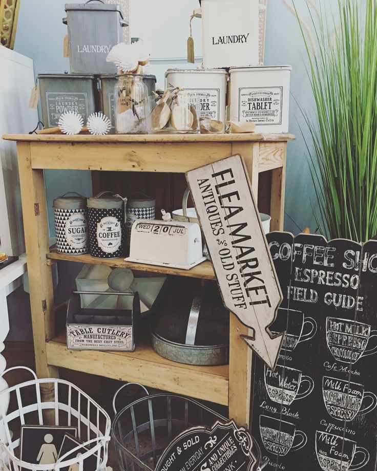 #vintage #laundry #coffee #market #storage #homedecor #quinceyjac
