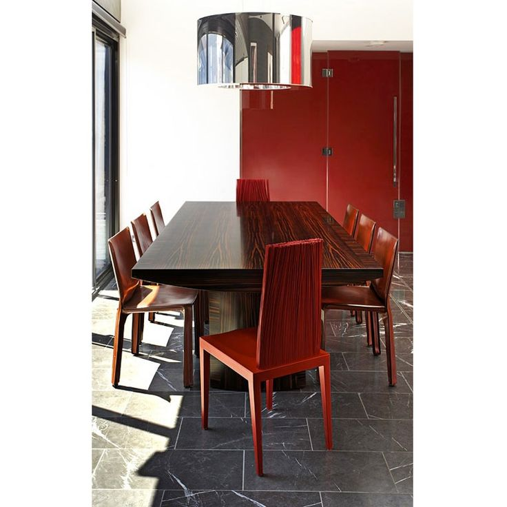 Eugene Dining Table by Anton Gerner - bespoke contemporary furniture melbourne