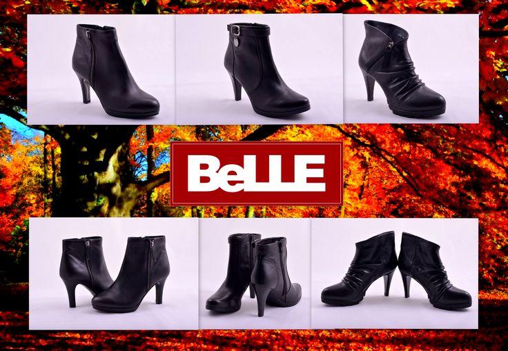 BeLLE őszi bokacipők  http://valentinacipo.hu/