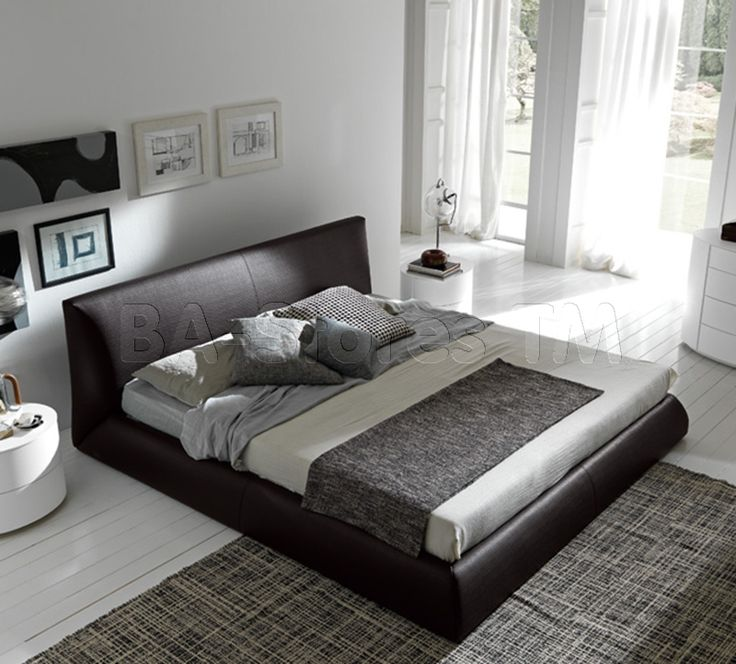 Rossetto USA Coco Platform Bed by Rossetto