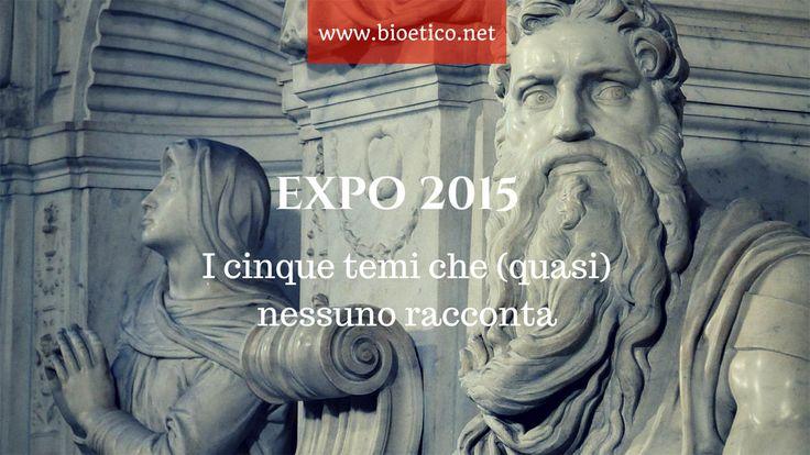 """#Expo 2015: """"Nutrire il pianeta, energia per la vita"""" non è solo uno slogan, bensì una riflessione che accompagna le sfide dell'uomo consapevole."""