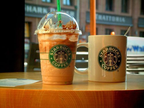 Café Mocha - Starbucks