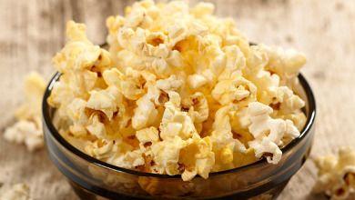 Vai ser difícil a família resistir a este snack. Pipocas com manteiga!  #Pipocas_com_Manteiga #receitas #snack #pipocas #crianças #filme