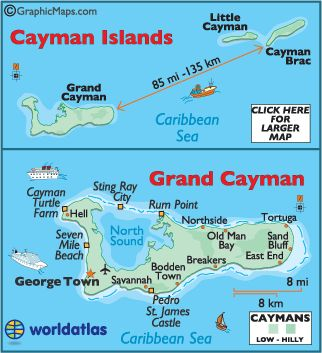 Cayman Islands....This place is filled with $$$$$$$$!!  So beautiful...I don't think any poor people live here!