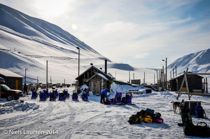 Basecamp Trapper's Station, Spitzbergen
