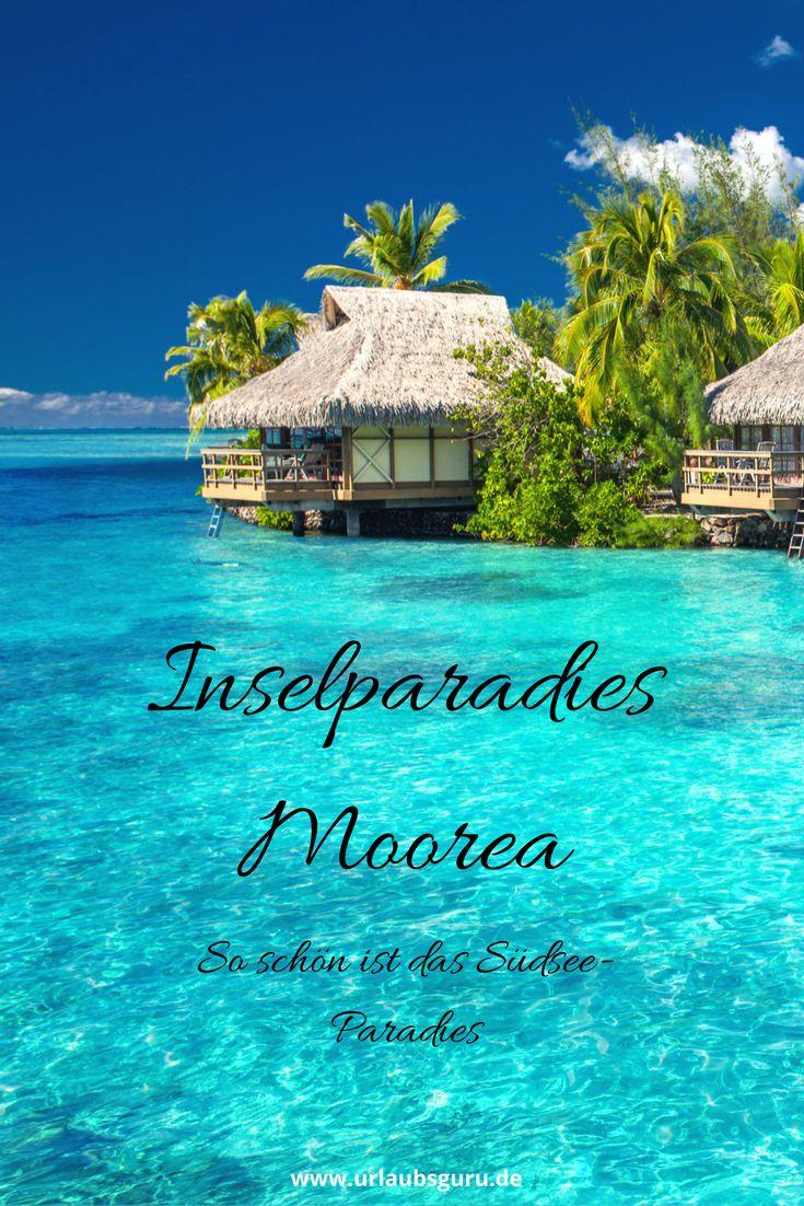 Moorea – das Juwel bei Tahiti in Französisch-Polynesien