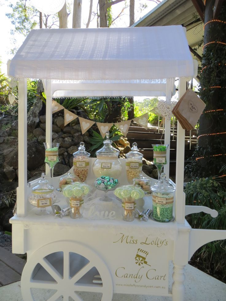 Miss Lolly's Candy Cart