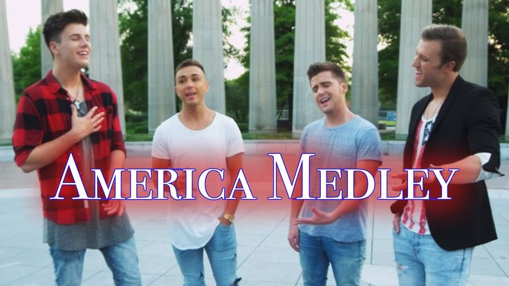 America Medley | Anthem Lights Oh.Beautiful.Purple.Mountains.Shining.Seas.Spangled.Banner.God.Shed.His.Grace.On.Thee.Blessed.Proud.to.Be.An.American.and.the.Home.of.the.Brave!