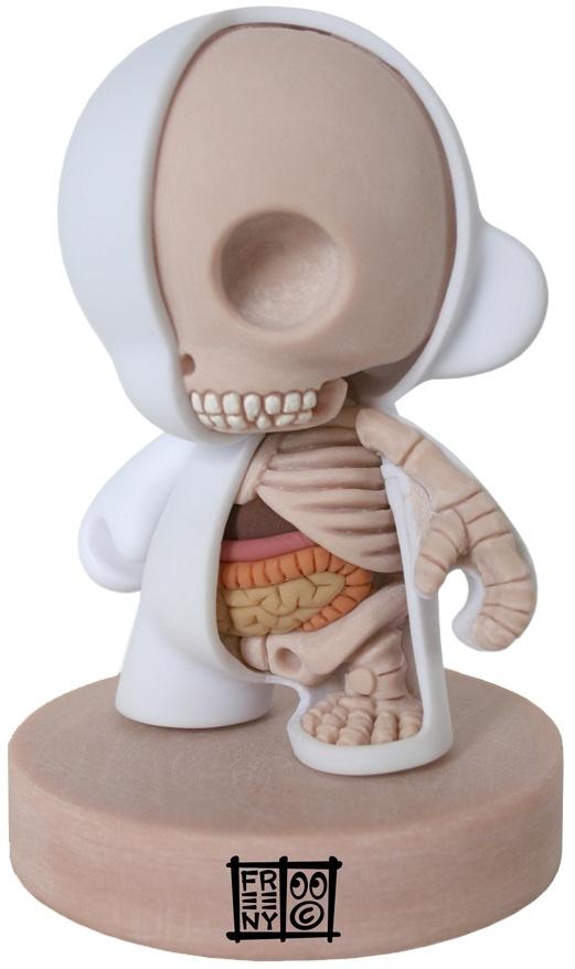 Dissected Munny, Jason Freeny