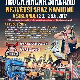 Program Truck aréna Šikland 23.-25.6.2017: http://www.truckcountry.sk/?id=4    #truckarena #truck #kamion #kamionak #kamionista #trucker #sraz #trucksraz #truckshow #ridickamionu #tomusiszazit #sikland #sikluvmlyn #seximycka #trucktuning