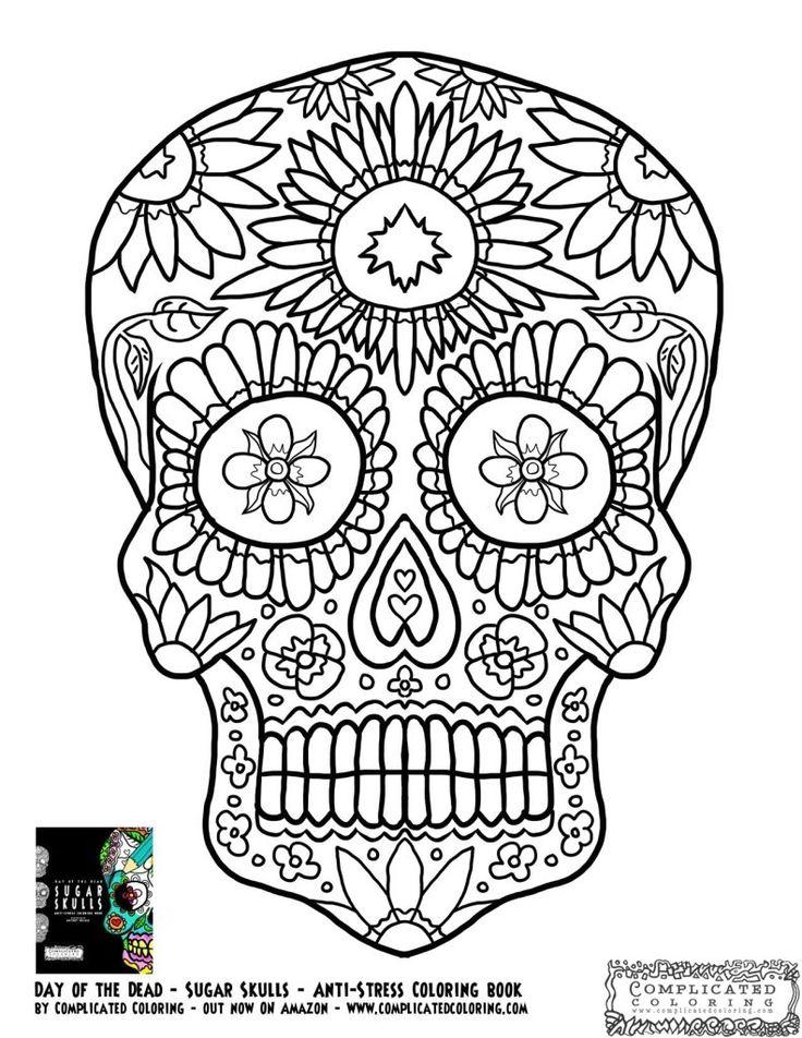 466 best Day of the Dead images on Pinterest Sugar skulls