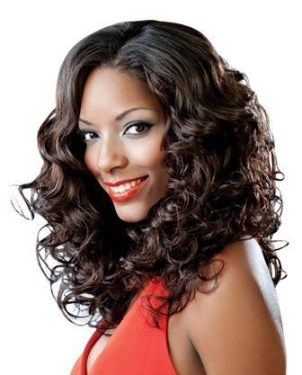 "CHOCOLATE TWIN TWIST 10"" - EverBeauty Chocolate 100% Human Hair Weave Extensions #1B by EverTress. $27.99"
