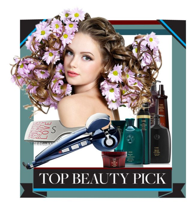 My Favorite by betiboop8 on Polyvore featuring beauty, Beachwaver Co., Oribe and myfavorite