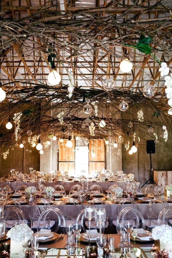 Charming Industrial Wedding Decor Industrial Rustic Wedding Decor Industrial Chic Wedding Center Mariages Rustiques Chics Decoration Mariage Mariage Industriel