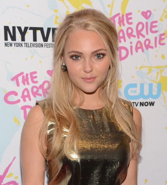 """Annasophia Robb Photo - """"The Carrie Diaries"""" Premiere - Opening Night - 2012 New York Television Festival"""