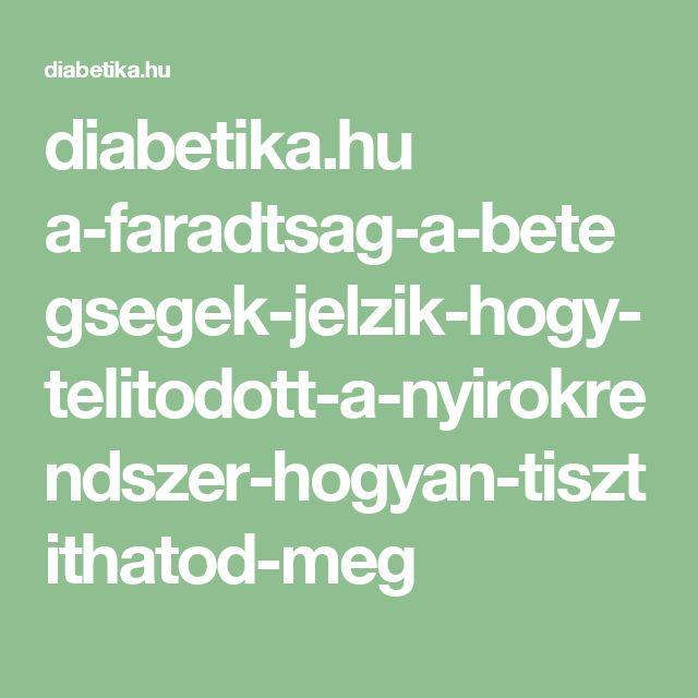 diabetika.hu a-faradtsag-a-betegsegek-jelzik-hogy-telitodott-a-nyirokrendszer-hogyan-tisztithatod-meg