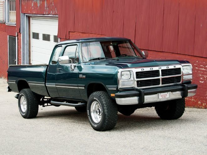 The 1990s Design Tweak That Changed The Course Of Pickup Truck