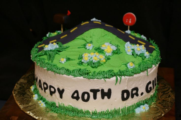 My Cake Decorating Gr Facebook : 17 Best images about Birthday cakes on Pinterest 60th ...