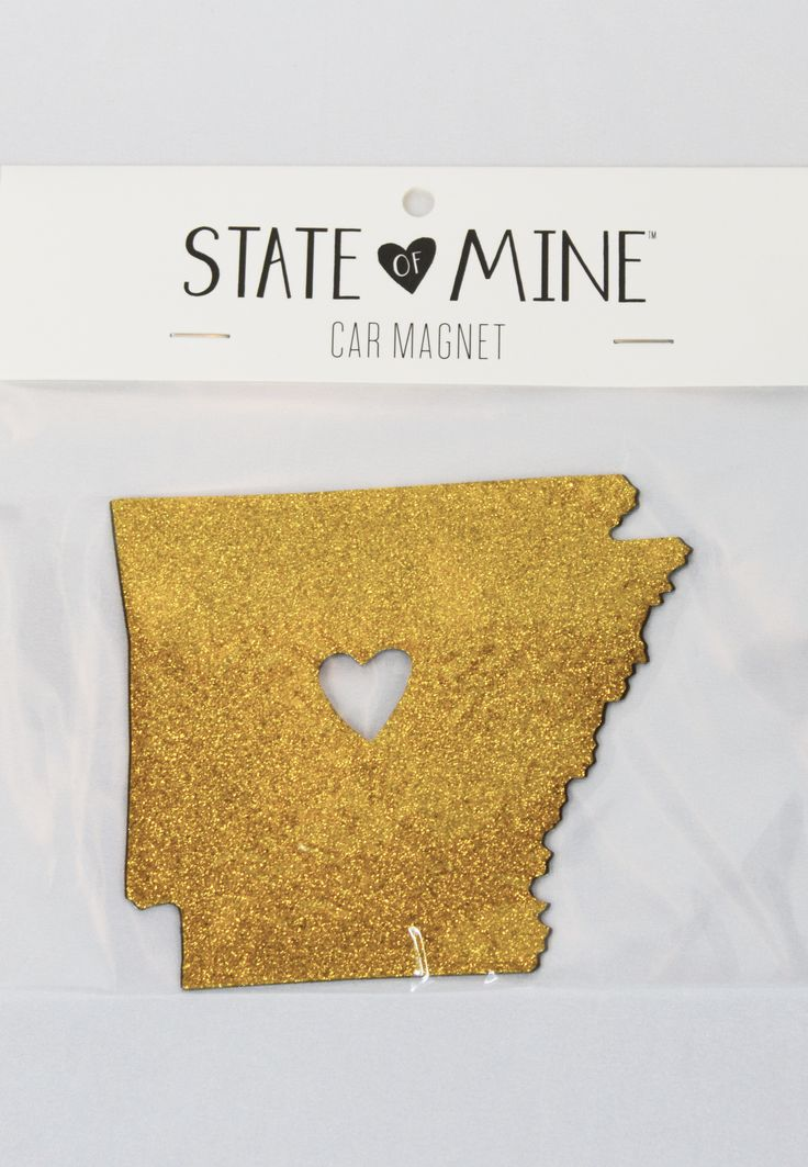 arkansas car magnet