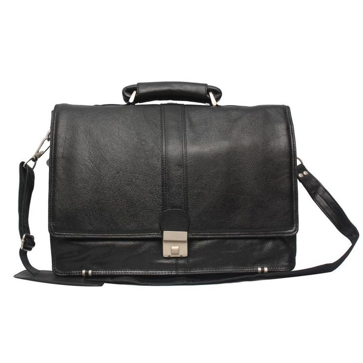 Comfort 14 inch Pure Leather Laptop Bag for men and women & unisex EL02