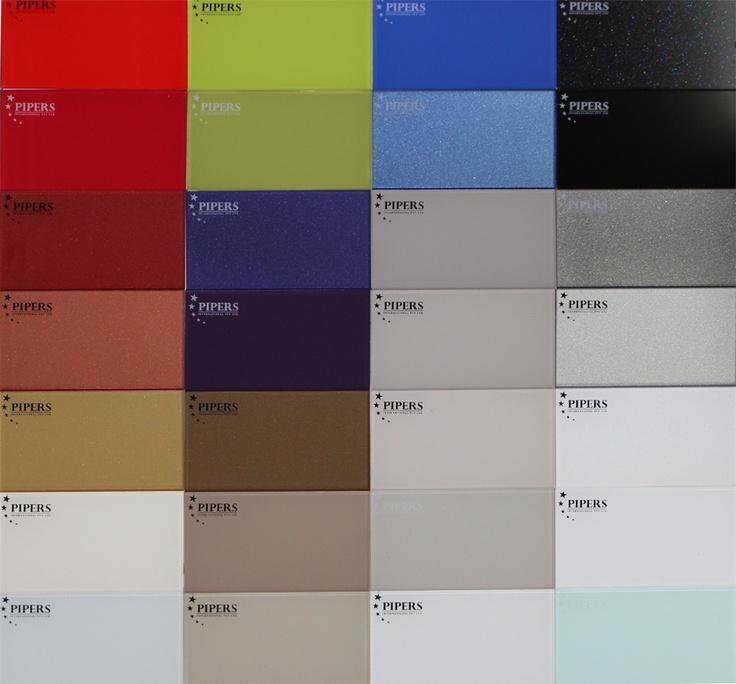 Top 28 splashback colours of 2013