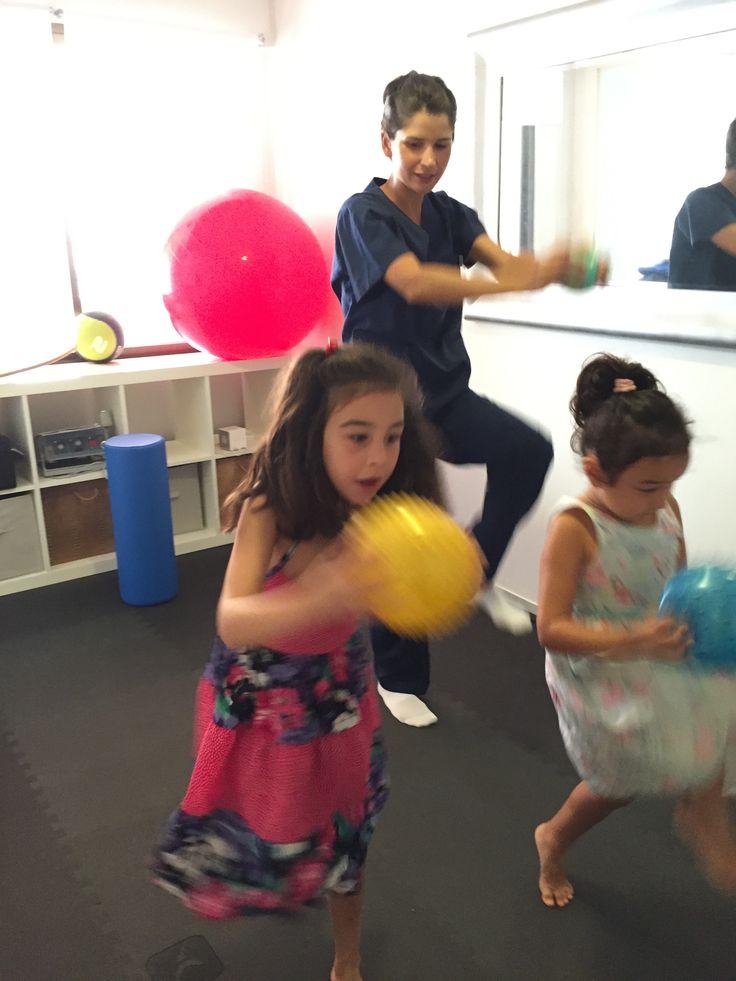 Nuestro objetivo: que los niños tranajen jugando