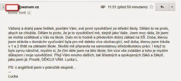 """DOSTAL JSEM (I PRO ŠKOLU) """"VYSVĚDČENÍ"""", KTERÉ MOC TĚŠÍ ... https://plus.google.com/photos/101641287312790942066/albums/6112997044944589905…"""