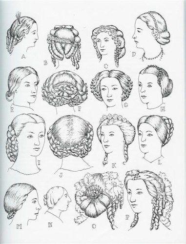 Amazing 1000 Ideas About Victorian Era Hairstyles On Pinterest Short Hairstyles Gunalazisus
