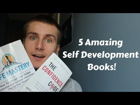 5 Amazing Self Development Books You Must Read! - YouTube
