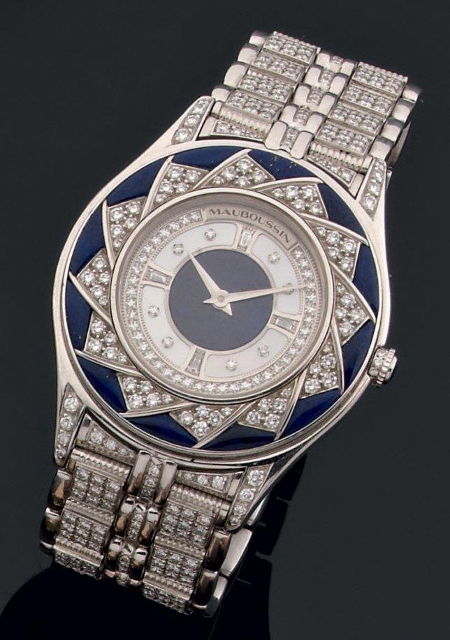 aspect esthétique la meilleure attitude plus bas rabais montres mauboussin soldes